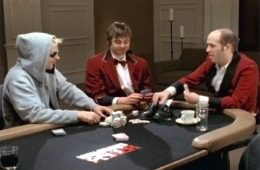 """High Stakes Poker"""