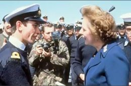 Margaret Thatcher Mini-Bio